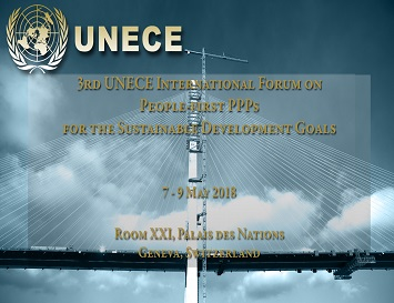 3rd UNECE International Forum on People-first PPPs for the Sustainable Development Goals