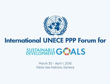 International UNECE PPP Forum for the SDGs