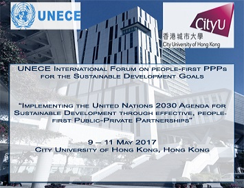 UNECE International Forum on People-first PPPs for the SDG